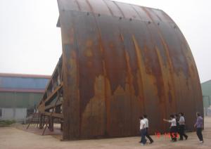 Cửa van cung công trình thủy điện Văn Chấn
