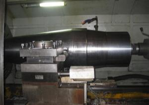 Sản phẩm cơ khí thủy công