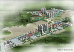 Khu đô thi Long Hưng - Tỉnh Hưng Yên